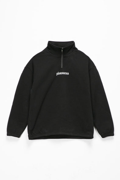 Pleasures Harmony Quarter Zip - Rule of Next Apparel