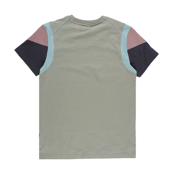 G-Star RAW Motac Fabric Mix R T T-Shirt - Rule of Next Apparel
