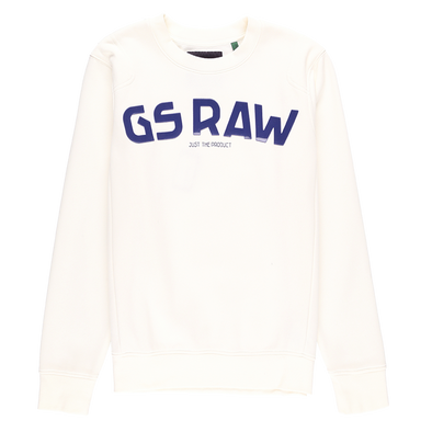 G-Star RAW Graphic Crewneck - Rule of Next Apparel