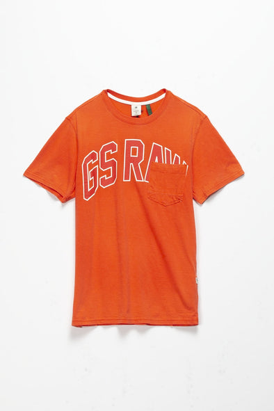 G-Star RAW Back Logo T-Shirt - Rule of Next Apparel