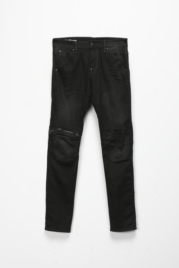 G-Star RAW 5620 3D Zip Knee Skinny Jeans - Rule of Next Apparel