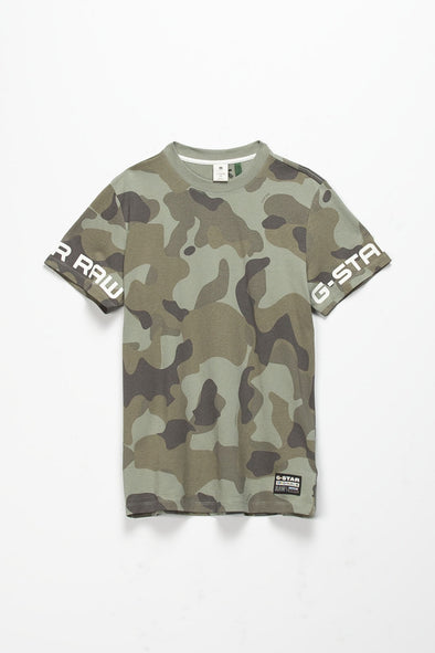 G-Star RAW Camo T-Shirt - Rule of Next Apparel