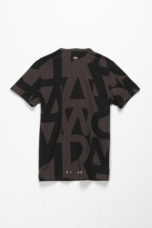 G-Star RAW All Over T-Shirt - Rule of Next Apparel