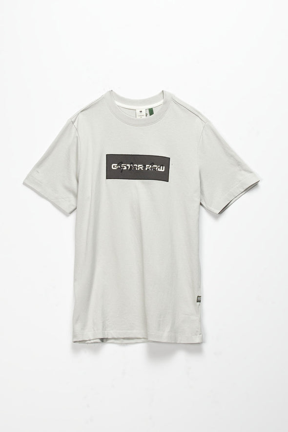 G-Star RAW Emboridered Box Logo T-Shirt - Rule of Next Apparel