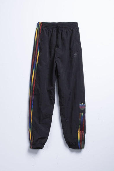 adidas Women's Rainbow Striped Track Pants - Rule of Next Apparel