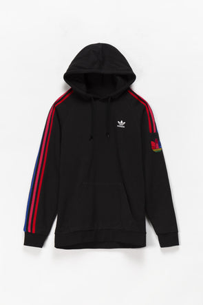 adidas 3D Trefoil 3 Stripe Hoodie - Rule of Next Apparel