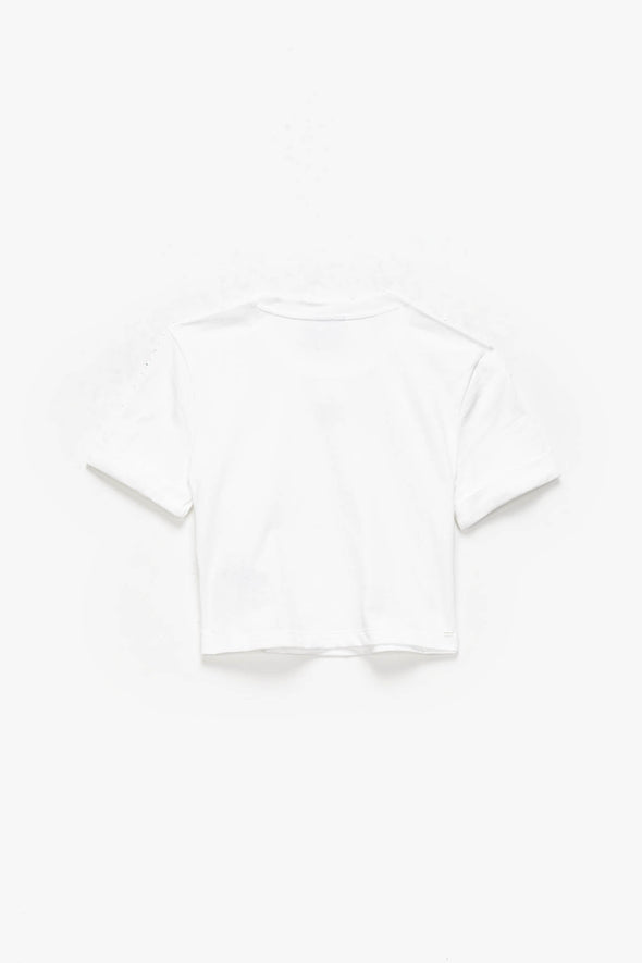 adidas Women's Cropped T-Shirt - Rule of Next Apparel