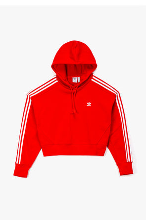 Adidas Women's Short Hoodie - Rule of Next Apparel
