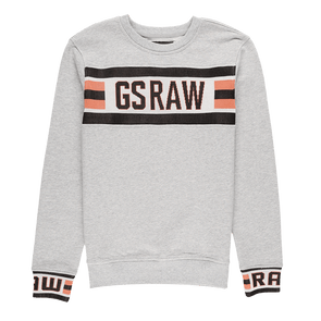 G-Star RAW Gsraw Jacquard Crewneck - Rule of Next Apparel