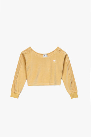 adidas Women's Wide Neck Sweater - Rule of Next Apparel