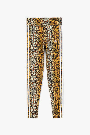 adidas Women's Leopard Tights - Rule of Next Apparel