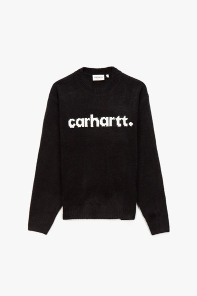 Carhartt WIP Women's Typeface Sweater - Rule of Next Apparel