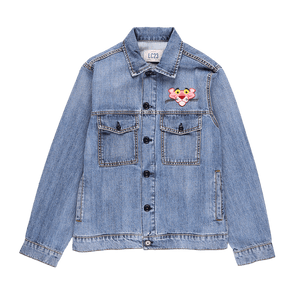 LC23 Denim Pantera Jacket - Rule of Next Apparel
