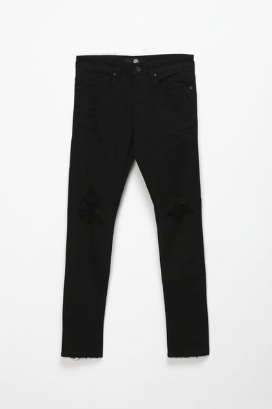 Jordan Craig Denim With Open Rip - Rule of Next Archive