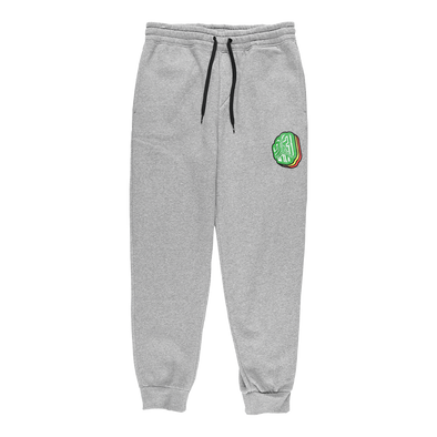 Sticker Fleece Pants