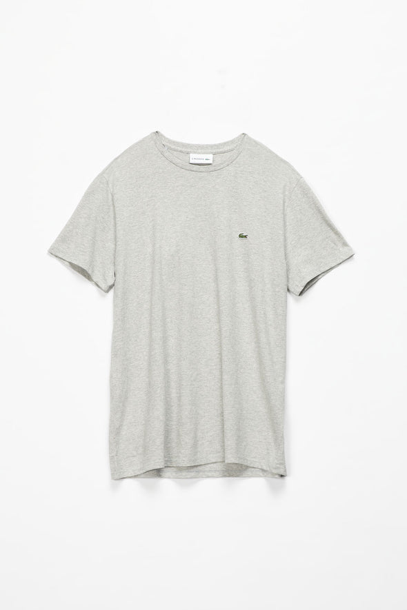 Lacoste Pima Crewneck T-Shirt - Rule of Next Apparel