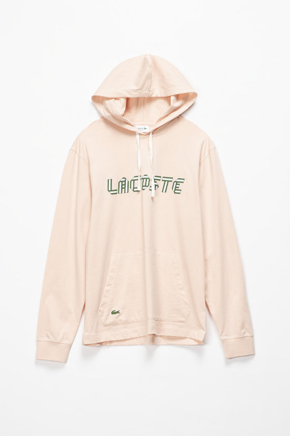 Lacoste Heritage Ribbon Hoodie - Rule of Next Apparel