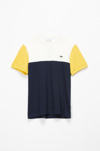 Lacoste Colorblocked T-Shirt - Rule of Next Apparel