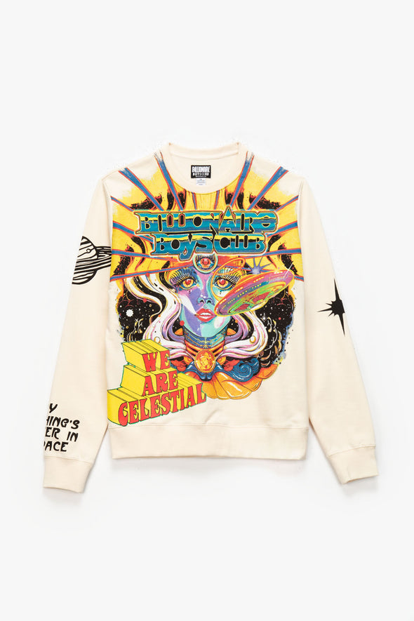 Billionaire Boys Club Celestial Crewneck - Rule of Next Apparel