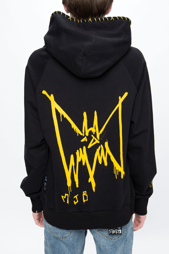 Marc Jacques Burton Double Hoodie - Rule of Next Apparel
