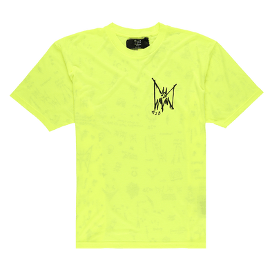 Marc Jacques Burton Festival T-Shirt - Rule of Next Apparel