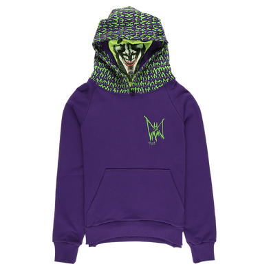 Marc Jacques Burton Balaclava Zip Hoodie - Rule of Next Apparel