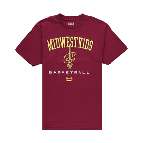 Midwest Kids Cavs T-Shirt - Rule of Next Apparel