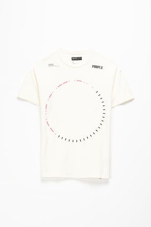 Purple Brand Morse Circle T-Shirt - Rule of Next Apparel