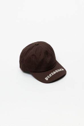 Pleasures Heavy Metal Low Profile Hat - Rule of Next Accessories