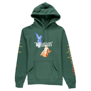Pleasures Return Premium Hoodie - Rule of Next Apparel