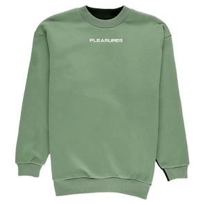 Pleasures Experienced Blocked Crewneck - Rule of Next Apparel