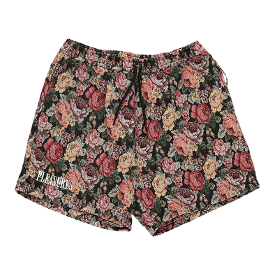 Pleasures Floral Woven Shorts - Rule of Next Apparel