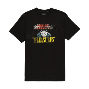 Pleasures Dial T-Shirt - Rule of Next Apparel