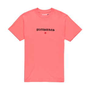 Pleasures Shine Embroidered T-Shirt - Rule of Next Apparel