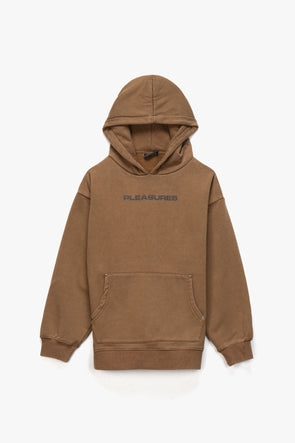 Pleasures Burnout Dyed Hoodie - Rule of Next Apparel