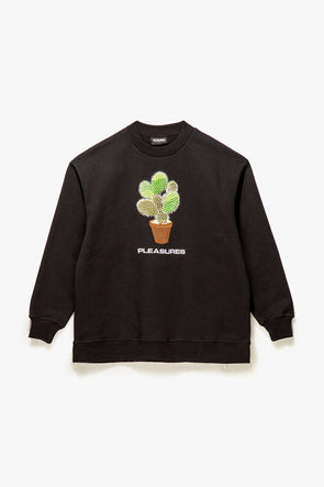 Pleasures Spike Embroidered Crewneck - Rule of Next Apparel