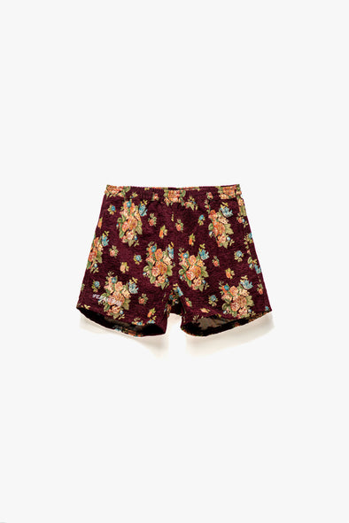 Pleasures Dejavu Woven Floral Shorts - Rule of Next Apparel