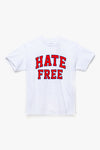 Pleasures Hate Free T-Shirt - Rule of Next Apparel