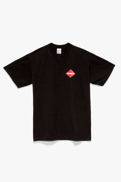 POWERS Diamond Logo T-Shirt - Rule of Next Apparel