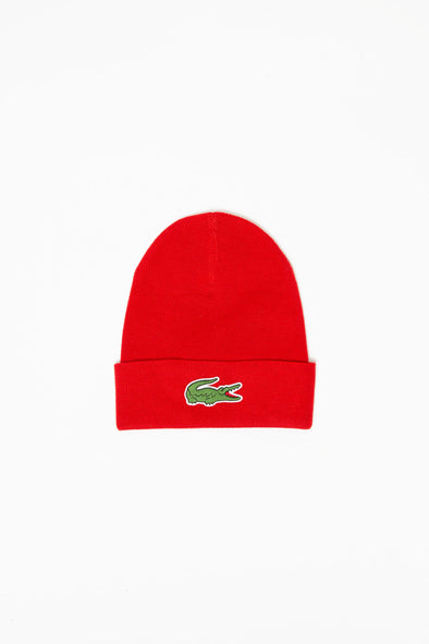 Lacoste Big Croc Beanie - Rule of Next Accessories