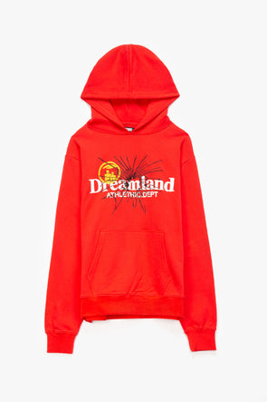 Renowned Dreamland Athletic Dept. Hoodie - Rule of Next Apparel