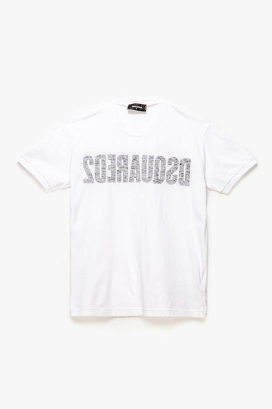 DSQUARED2 Reverse Logo T-Shirt - Rule of Next Apparel