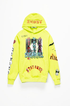 Sugarhill Hellscape Hoodie - Rule of Next Apparel