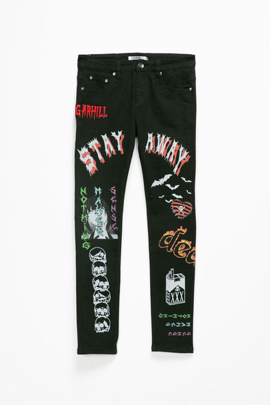 Sugarhill Hellscape Jeans - Rule of Next Apparel