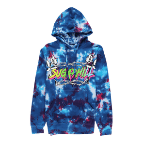 Sugarhill Garden Pink Ice Specialty Hoodie - Rule of Next Apparel