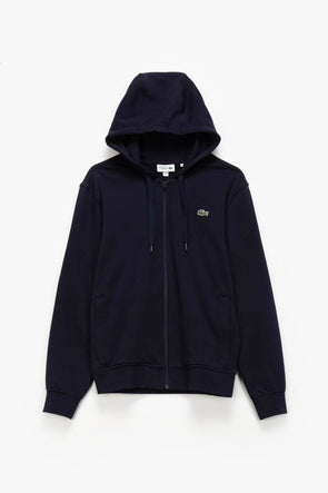 Lacoste Zip Hoodie - Rule of Next Apparel