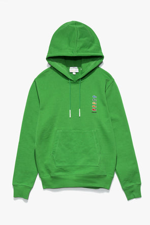 Lacoste Polaroid x Multiple Logo Hoodie - Rule of Next Apparel