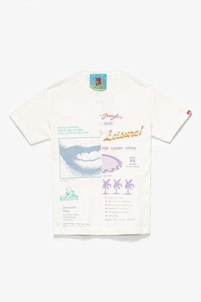 Endless Leisure Split T-Shirt