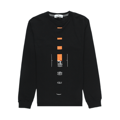 Stone Island Long Sleeve T-Shirt - Rule of Next Apparel