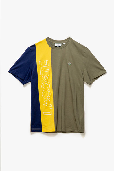 Lacoste Colorblock T-Shirt - Rule of Next Apparel